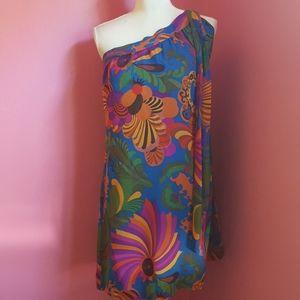 Banana Republic Trina Turk Collection Silk Dress